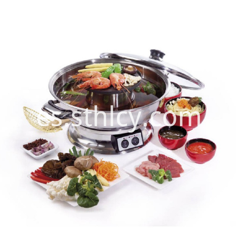 New High Quality Electric Hot Pot
